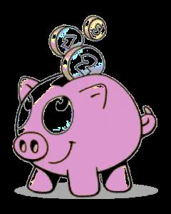 Spendenschweinchen